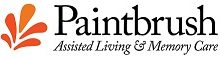 Paint Brush Assisted Living Logo