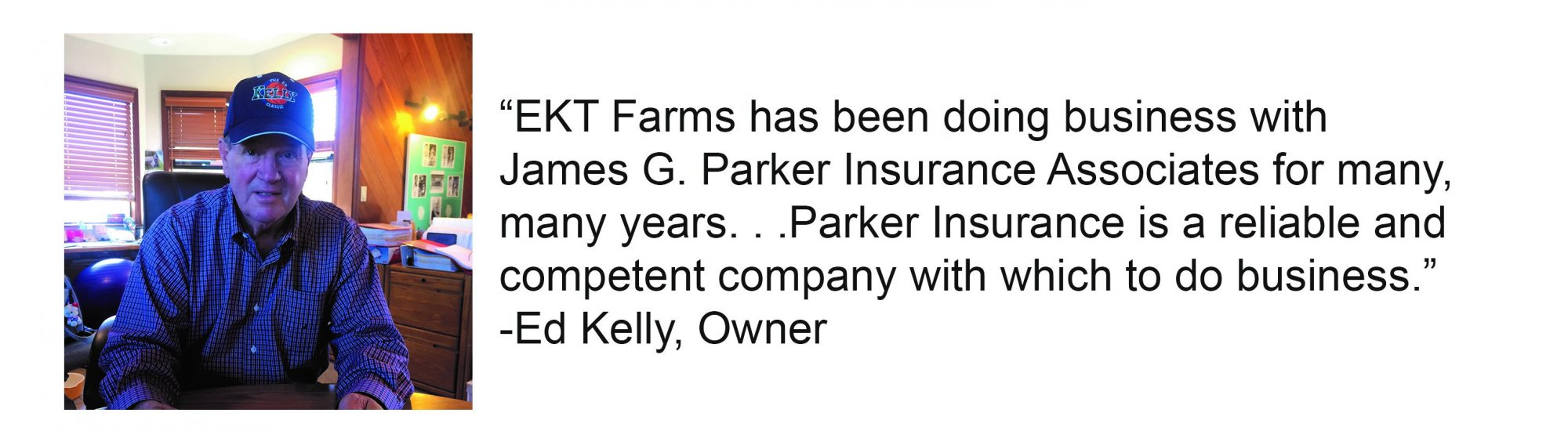 Testimonials Homepage EKT Farms