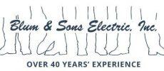 Blum & Sons Electric Inc