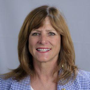 Donna Eyman smiling