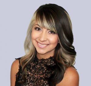 Jacqueline Espinosa smiling