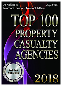 Insurance Journal Top 100 P/C Agency